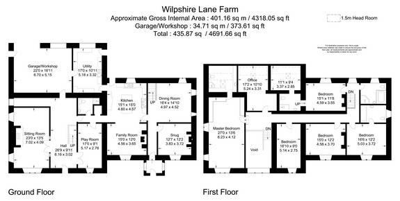 Wilpshire Lane Farmhouse